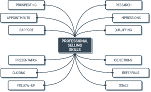 Brainstorms Professional Selling Skills
